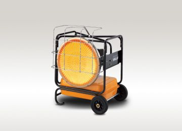 Radiant Heaters from Val6's - 3 times the heat at 1/2 the operating expense