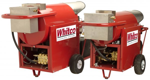 Stinger Pressure Washers by Whitco Cleaning Systems
